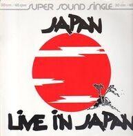 Japan - Live In Japan