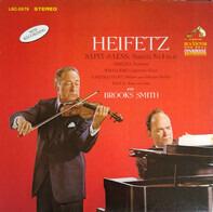Saint-Saens, Sibelius, Wieniawski a.o. - Sonata No.1 (in D), Nocturne, Capriccio-Valse, Daisies And Oriental Sketch, Nana And Jota