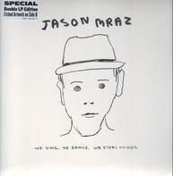 Jason Mraz - We Sing,We Dance,We Steal Thin