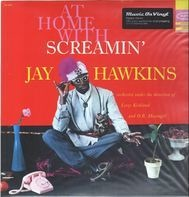Jay -Screamin'- Hawkins - At Home with Screamin' Jay Hawkins