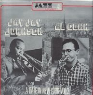 Jay Jay Johnson / Al Cohn - A Date in New York Vol. 2