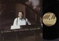 Jay McShann - A Tribute to Fats Waller