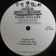 Jay-Z / Linkin Park - Numb / Encore