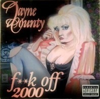 Jayne County - F**k Off 2000