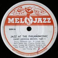 Jazz At The Philharmonic - Sweet Georgia Brown