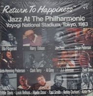 Jazz At The Philharmonic - 'Return To Happiness' Jazz At The Philharmonic, Yoyogi National Stadium, Tokyo, 1983