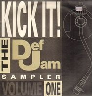 Beastie Boys, Jazzy Jay, The Junkyard Band, a.o. - Kick It! The Def Jam Sampler Volume 1