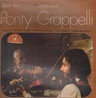 Jean-Luc Ponty / Stéphane Grappelli Featuring Maurice Vander , Philip Catherine , Tony Bonfils , An - Ponty - Grappelli