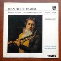 Jean-Pierre Rampal , Orchestre Antiqua Musica , Jacques Roussel - Devienne - Naudot - Loeillet