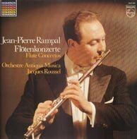 Jean-Pierre Rampal , Orchestre Antiqua Musica , Jacques Roussel - Flötenkonzerte