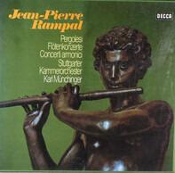 Jean-Pierre Rampal / Giovanni Battista Pergolesi / Stuttgarter Kammerorchester , Karl Münchinger - Flötenkonzerte - Concerti Armonici