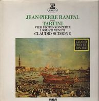 Tartini - Tartini - Vier Flötenkonzerte, I Solisti Veneti, Claudio Scimone