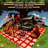 Jean-Pierre Rampal / Alexandre Lagoya / Claude Bolling - Picnic Suite