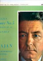Jean Sibelius - Philharmonia Orchestra , Herbert von Karajan - Symphony No. 5 In E Flat Major Op. 82 / Finlandia