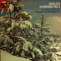 Jean Sibelius / Bournemouth Symphony Orchestra Conducted By Paavo Berglund - Symphony No. 2