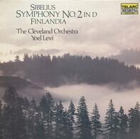 Sibelius - Yoel Levi - Symphony No. 2 In D / Finlandia