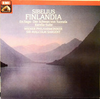 Jean Sibelius / Wiener Philharmoniker / Sir Malcolm Sargent - Finlandia