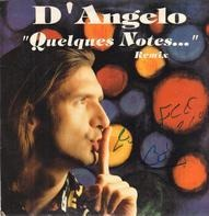 Jean-Yves D'Angelo - Quelques Notes... Remix
