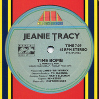 Jeanie Tracy - Time Bomb / Sing Your Own Song