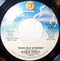 Jeanie Tracy - Your Old Standby