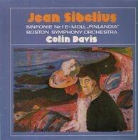 Jean Sibelius - Sinfonie Nr. 1 e-moll op. 39