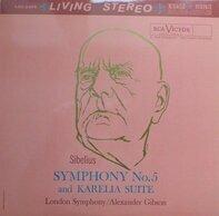 Jean Sibelius - Symphony No. 5 And Karelia Suite