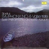 Sibelius - Symphony No. 4 / Valse Triste (Herbert Von Karajan)