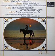 Jean Sibelius - Vier Norwegische Tänze/ Mittsommernachtswacht