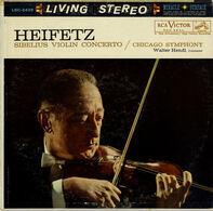 Jean Sibelius - Violin Concerto In D Minor, Op. 47 (Jascha Heifetz)