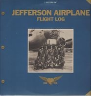 Jefferson Airplane - Flight Log 1966-1976
