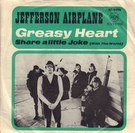 Jefferson Airplane - Greasy Heart