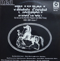 Jelly Roll Morton , Jelly Roll Morton Trio and Jelly Roll Morton's Red Hot Peppers with Billie Young - (1929-1930) Volume 7