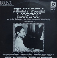 Jelly Roll Morton and Jelly Roll Morton's Red Hot Peppers / Jelly Roll Morton's New Orleans Jazzmen - (1930-1940) Vol. 8