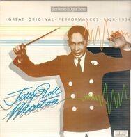 Jelly Roll Morton - Great Original Performances 1926-1934
