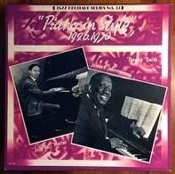 Ferdinand Jelly Roll Morton, James Johnson, Clarence Smith - Piano In Style (1926-1930)