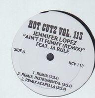 Jennifer Lopez & B2K - Ain't Funny (Remix) / Uh Huh