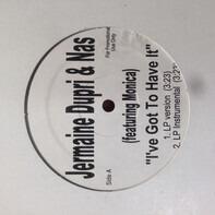Jermaine Dupri & Nas - I've got to have it
