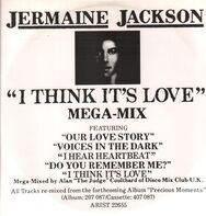 Jermaine Jackson - I Think It's Love