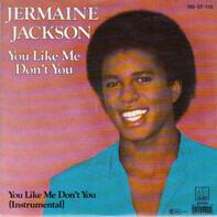 Jermaine Jackson - You Like Me Don't You
