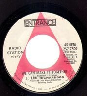 Jerome Richardson - We Can Make It Together / Next Door Love