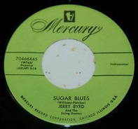Jerry Byrd And The String Dusters - Texas Play Boy Rag / Sugar Blues