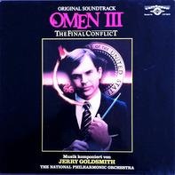 Jerry Goldsmith, HArvey Bernhard,.. - Omen III (Original Soundtrack)