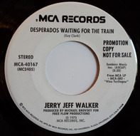 Jerry Jeff Walker - Desperados Waiting For The Train