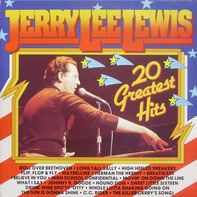 Jerry Lee Lewis - 20 Greatest Hits