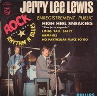 Jerry Lee Lewis - High Heel Sneakers