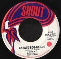 Jerry O - Karate-Boo-Ga-Loo / The Pearl