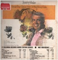 Jerry Vale - Sings The Greatest Hits Of Nat King Cole