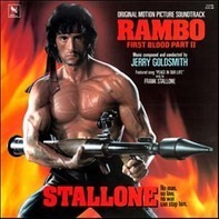Jerry Goldsmith - Rambo: First Blood Part II (OST)