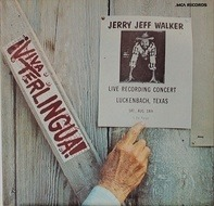 Jerry Jeff Walker - Viva  Terlingua