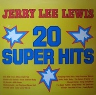 Jerry Lee Lewis - 20 Super Hits